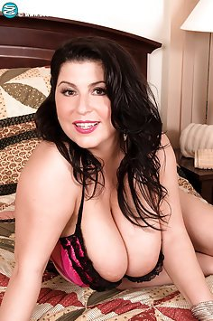 Natalie Fiore Standout Nipples