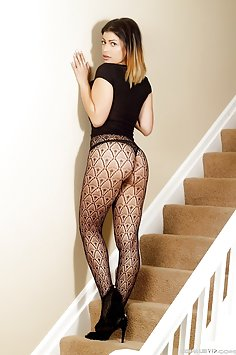 Sexy Ass In Stockings