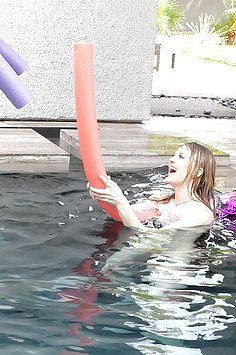 Lily Rader and  Piper Perri Blow Off Steam